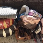 Изхвърляне на стари мебели и боклуци в София