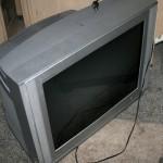 Събиране на стари телевизори и електроуреди