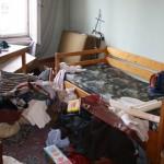 Изхвърляне на стари мебели от къща в София
