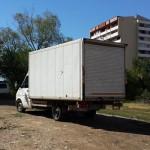 Товарен транспорт при изхвърляне на стари мебели в София