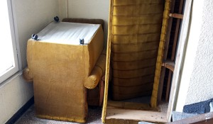 Евтино изхвърляне на мебели