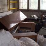 Почистване на тавани мазета и входове
