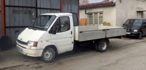 Товарен транспорт в София