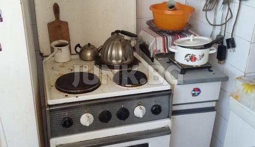 Изхвърляне на стара печка - евтино