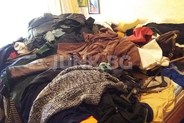 Изхвърляне на багаж в София